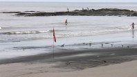Alerta por tres fallecidos debido a una bacteria presente en el mar