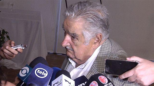 """Mujica defendió al procesado expresidente de Brasil: """"Lula es mi amigo"""""""