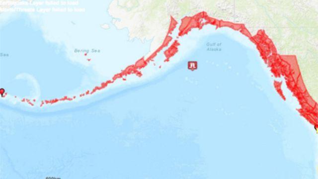 Advertencia de tsunami en EE.UU. y Canadá por terremoto de 7.9 grados