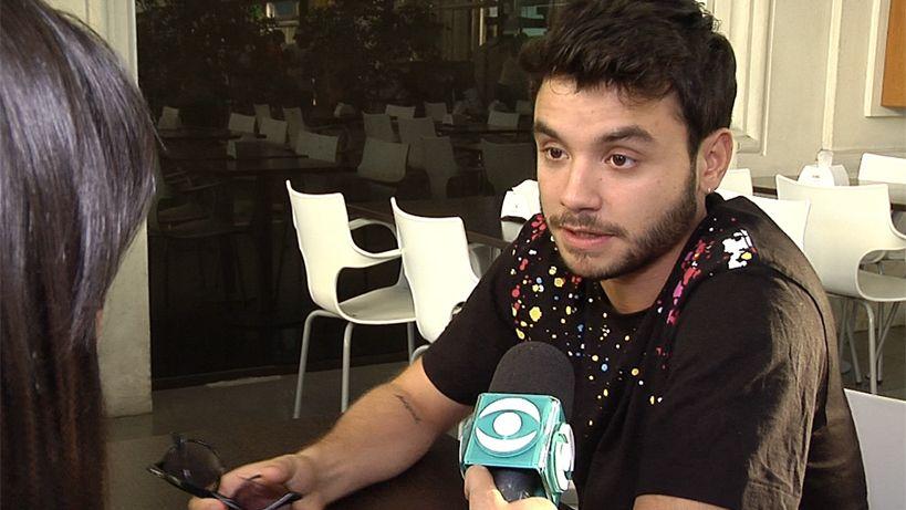 Agustín Casanova habló de su carrera como solista tras el final de Marama