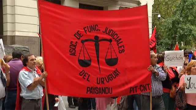 Funcionarios judiciales aceptaron por mayoría el convenio con el gobierno