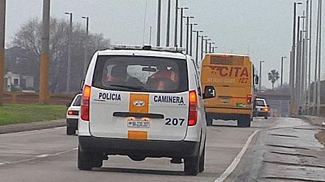 Rutas nacionales sin control de velocidad salvo en un único punto