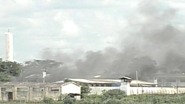 Motín en una cárcel de Brasil dejó al menos 9 muertos y más de 100 fugados