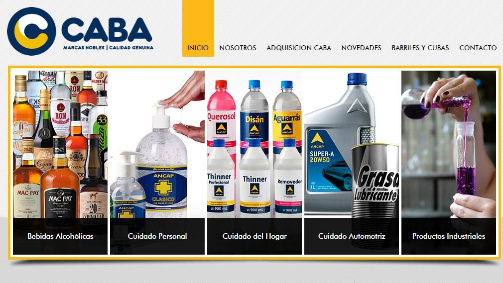 Ancap prorrogó venta de CABA hasta el 15 de enero