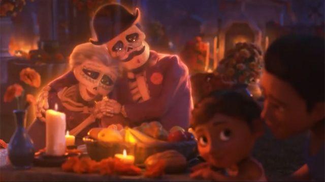 """Pixar y Disney nos traen """"Coco"""", una nueva y vistosa animación"""