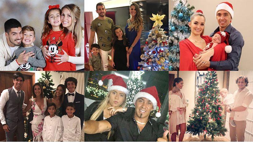 Así fue la Navidad de los jugadores de la Selección