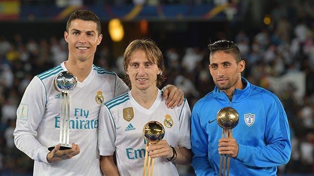 Golazo de Urretaviscaya y Balón de Bronce en el Mundial de Clubes