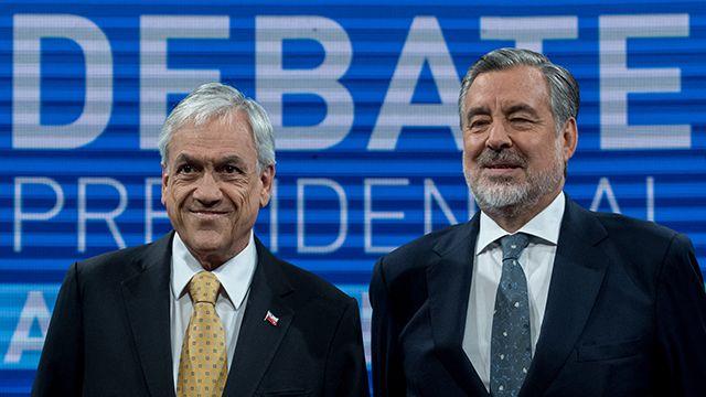 Este domingo Chile elige a su nuevo presidente, entre Piñera y Guillier