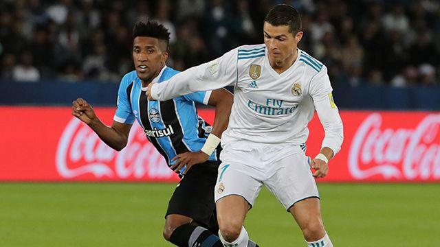 Otra vez Real Madrid campeón del Mundial de Clubes, con gol de CR7