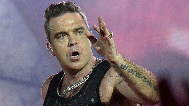 Robbie Williams actuará en la ceremonia inaugural del Mundial de Rusia
