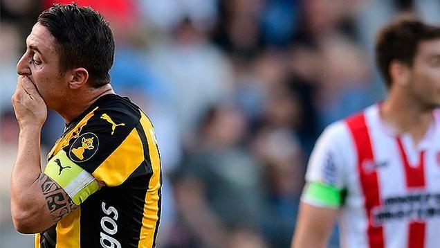 Peñarol perdió el invicto y la chance de ganar el Clausura este miércoles
