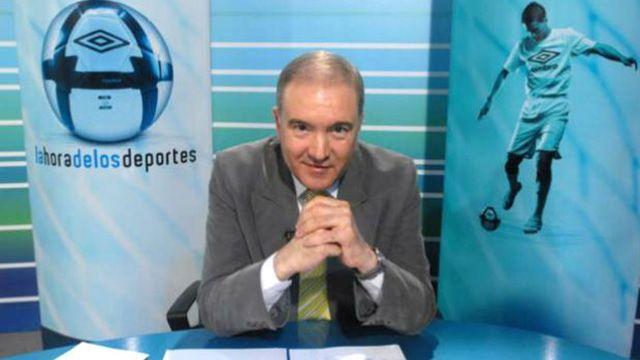 Falleció el periodista deportivo Julio César Gard