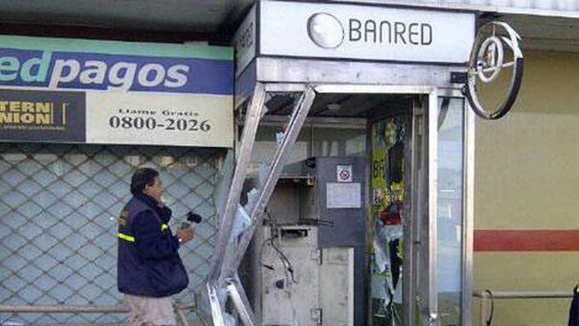 Cajeros de Banred se mantendrán cerrados entre 23 y 7 de la mañana