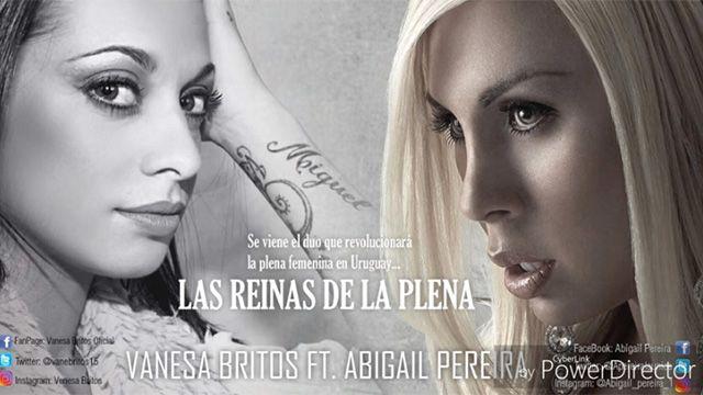 Ni con una, ni con cuatro: Vanesa Britos y Abigail Pereira le caen a Maluma