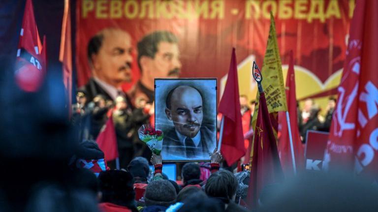 100 años de un evento que cambió la historia: la Revolución Rusa