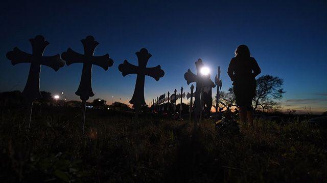 Diferendo familiar sería el motivo de la masacre en iglesia de Texas