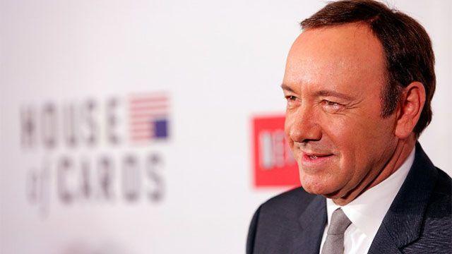 Netflix saldrá de producción de House of Cards si Spacey continúa en la serie