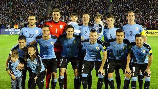 El camino tuvo su recompensa: así clasificó Uruguay a Rusia 2018
