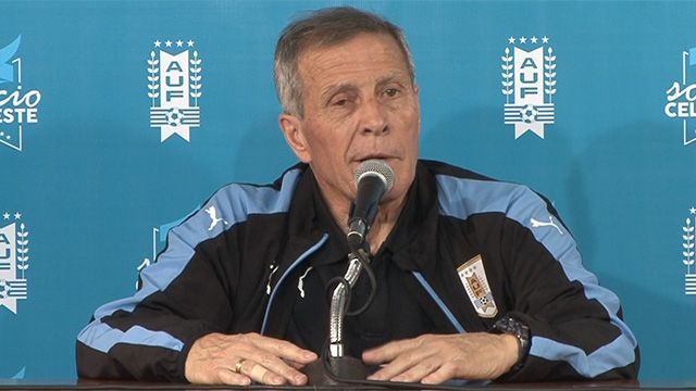 """Tabárez: """"Tenemos que aprender a apoyar al que está compitiendo"""""""