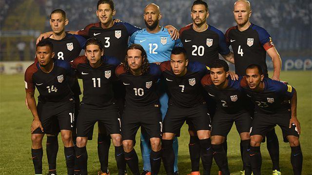 Otra sorpresa: Estados Unidos queda fuera del Mundial de Rusia 2018