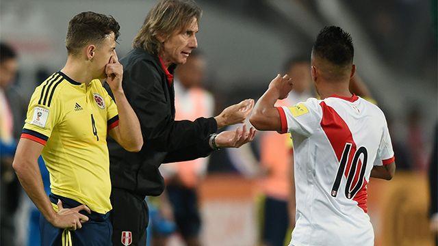Empate festejado: Colombia al Mundial y Perú a repesca ante Nueva Zelanda