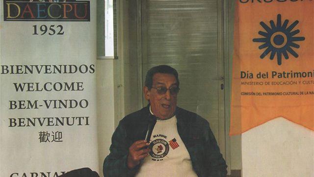 Murió Carlos Modernell, conocido popularmente como El gauchito del talud