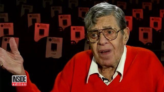 A los 91 años murió la leyenda de la comedia Jerry Lewis