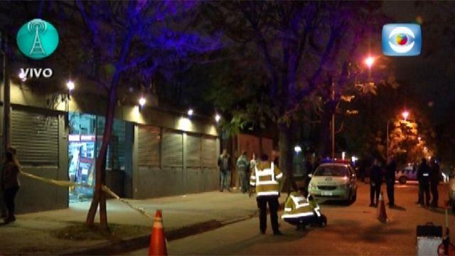 Comerciante herido de bala en la cabeza tras rapiña a su autoservice
