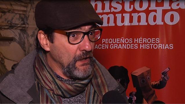 """Se estrena """"La otra historia del mundo"""", una película de Guillermo Casanova"""