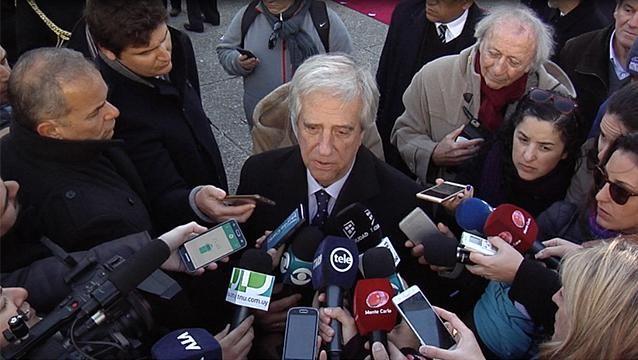 El 40% desaprueba la gestión de Vázquez como presidente