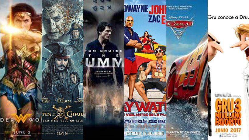 Lo mejor del cine en estas vacaciones de julio
