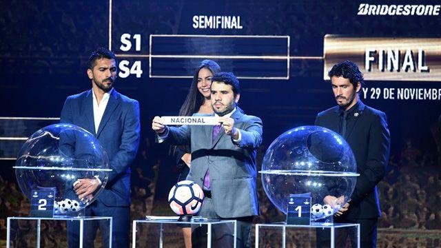 Nacional y Botafogo se enfrentarán en octavos de la Copa Libertadores
