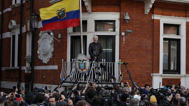 Suecia archivó la causa por violación contra Assange, creador de WikiLeaks
