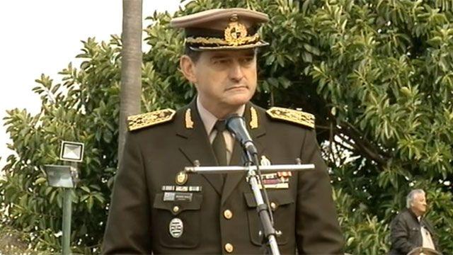 Jefe del Ejército criticó indirectamente reforma de la Caja Militar