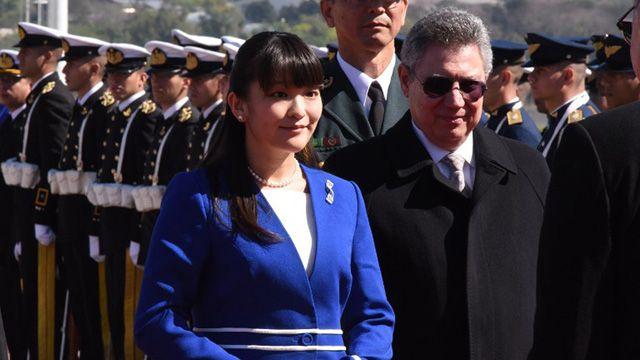 La boda entre una princesa y un plebeyo suscita polémica en Japón