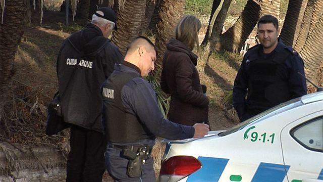 Extraña muerte en Parque Rodó: hallaron cuerpo de un joven
