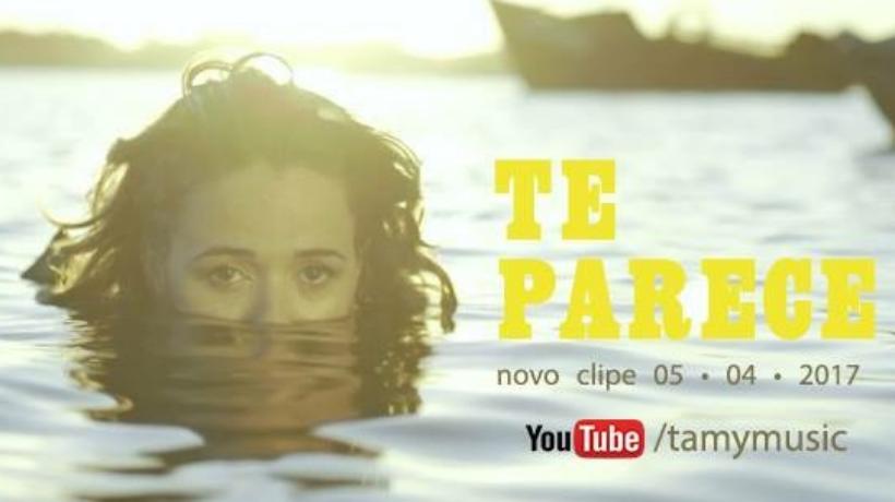 """La artista brasileña Tamy lanza el video de """"Te parece"""""""