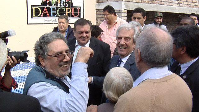 Vázquez reiteró apoyo para que Teatro de Verano pase a manos de Daecpu