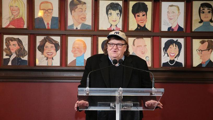Michael Moore prepara un nuevo documental sobre Donald Trump
