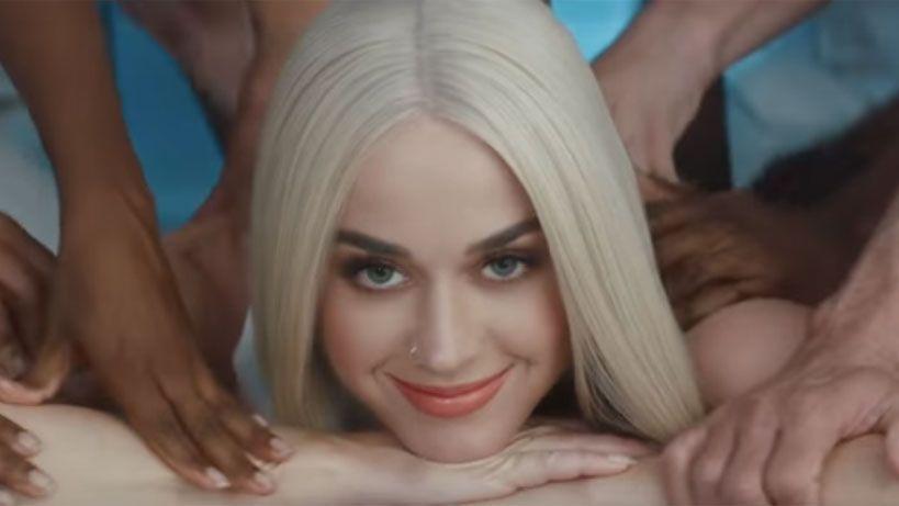 """Sensual y provocadora, Katy Perry presenta su nuevo video """"Bon Appétit"""""""