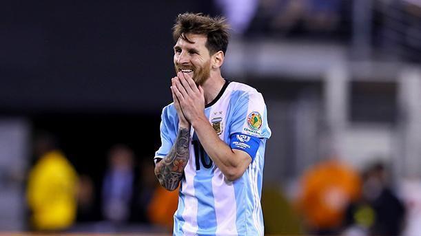 La FIFA levantó la sanción a Messi y jugará ante Uruguay