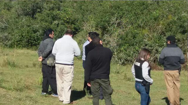 Encontraron los cuerpos de Felipe Romero y del técnico prófugo