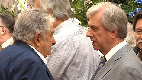 Vázquez quiere un candidato más joven para el FA, y no Mujica ni Astori