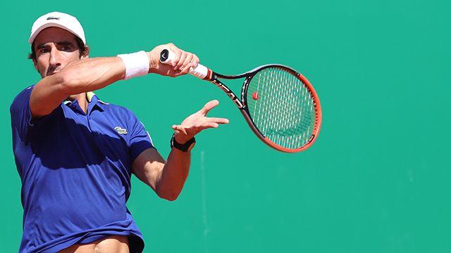 ATP de Montecarlo: Pablo Cuevas venció a Wawrinka, número 3 del mundo