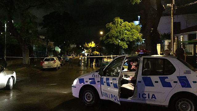 Mataron a un policía cuando quisieron robarle el auto en Malvín