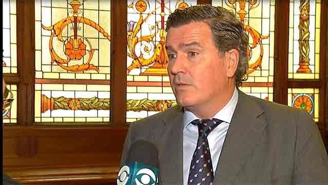 Bordaberry anunció a sus legisladores que no será candidato en 2019