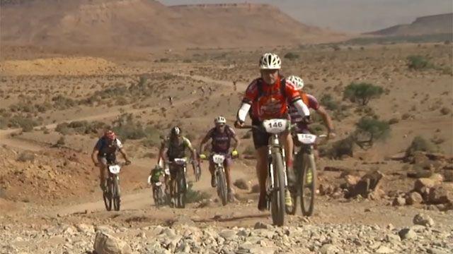 La odisea de nueve ciclistas uruguayos que participarán en la Titan Desert
