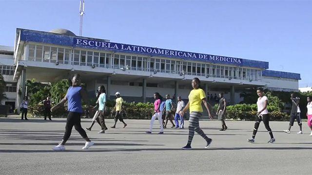 Uruguay es un país receptor de médicos cubanos, venezolanos y pakistaníes