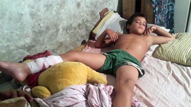 Niño cayó desde varios metros de altura en Shopping de Paysandú