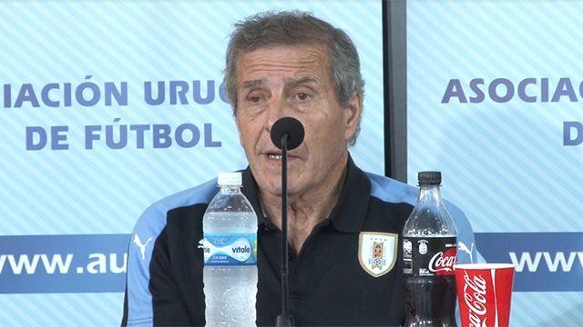"""Tabárez: """"Si no hubiéramos cometido errores, no hubiéramos perdido"""""""